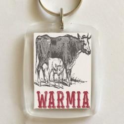 brelok Warmia Krowy