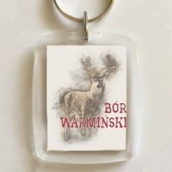 brelok warmiński bor