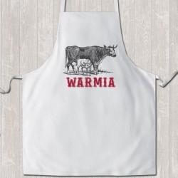 fartuch Warmia Krowy