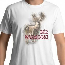 koszulka warmiński bor