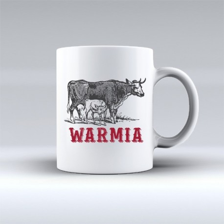 kubek Warmia Krowy