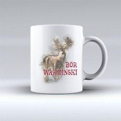 kubek warmiński bor