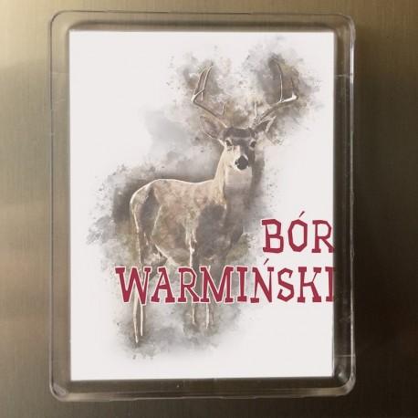 magnes warmiński bor