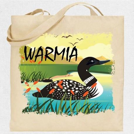 torba warmiński perkoz
