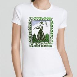 koszulka grabarka warmińska