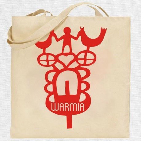 torba Warmia kracki czerwone