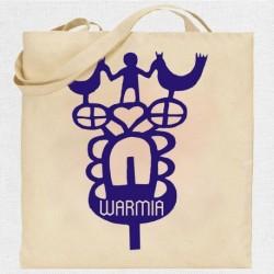 torba Warmia kracki niebieskie