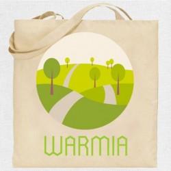 torba Warmia pagórki