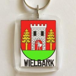 brelok herb Wielbark