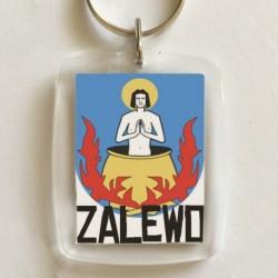brelok herb Zalewo