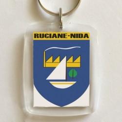 brelok Ruciane-Nida