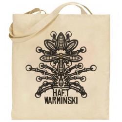 torba haft warmiński