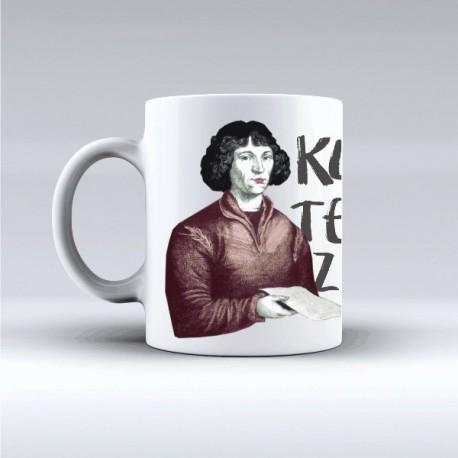 kubek Kopernik też była z Olsztyna