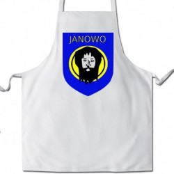 fartuch gmina Janowo