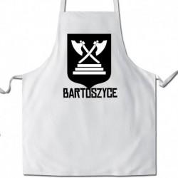 fartuch herb Bartoszyce