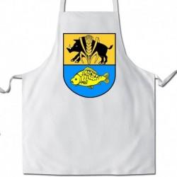 fartuch gmina Piecki