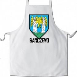 fartuch herb Barczewo