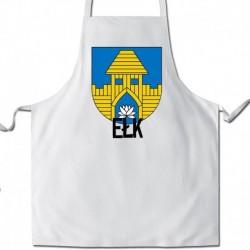fartuch herb gmina Ełk