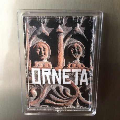 magnes akrylowy Orneta płaskorzeźba