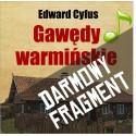 Darmowy fragment audiobooka: Gawędy warmińskie - Edward Cyfus