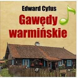 Audiobook CD: Gawędy warmińskie - Edward Cyfus