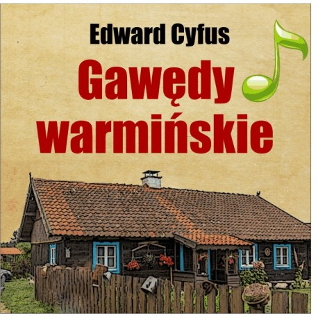 Audiobook: Gawędy warmińskie - Edward Cyfus