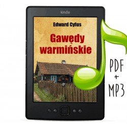 Audiobook+Ebook: Gawędy warmińskie - Edward Cyfus