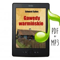 Audiobook+Ebook: Gawędy warmińskie - Edward Cyfus