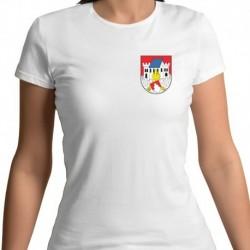 koszulka damska - Biskupiec