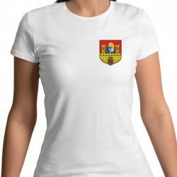 koszulka damska - Frombork