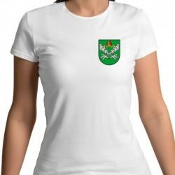 koszulka damska - gmina Lubawa