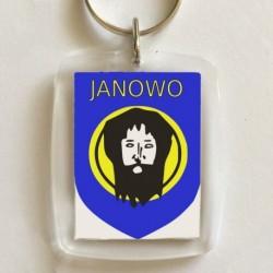brelok gmina Janowo