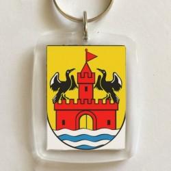 brelok gmina Jedwabno