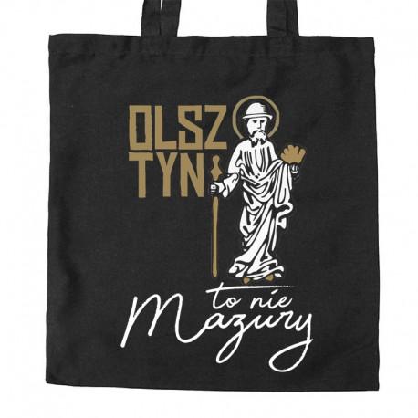 torba czarna Olsztyn to nie Mazury