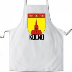 fartuch herb gmina Kolno