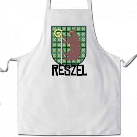fartuch herb Reszel