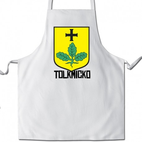 fartuch herb Tolkmicko