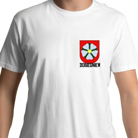 koszulka - herb Dobiegniew