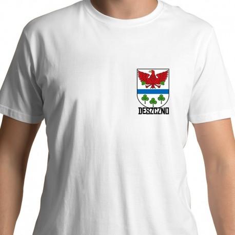 koszulka - herb gmina Deszczno