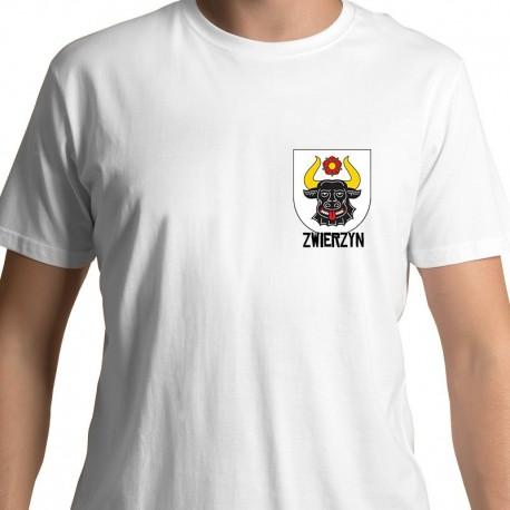 koszulka - herb gmina Zwierzyn