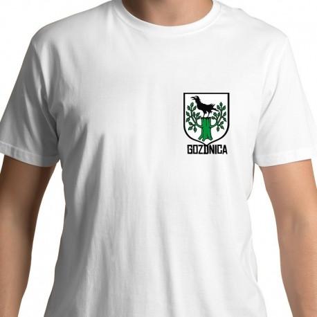 koszulka - herb Gozdnica