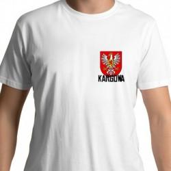 koszulka - herb Kargowa