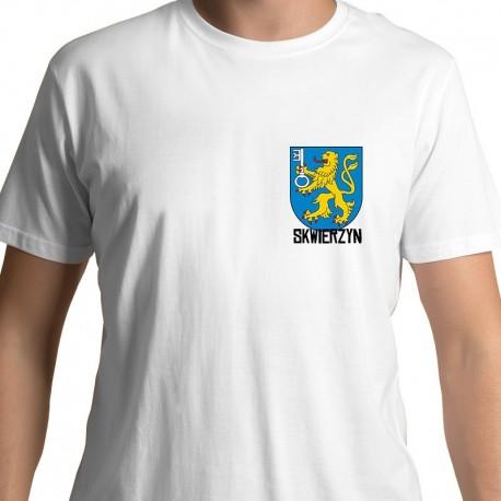 koszulka - herb Skwierzyn