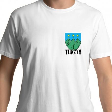 koszulka - herb Torzym