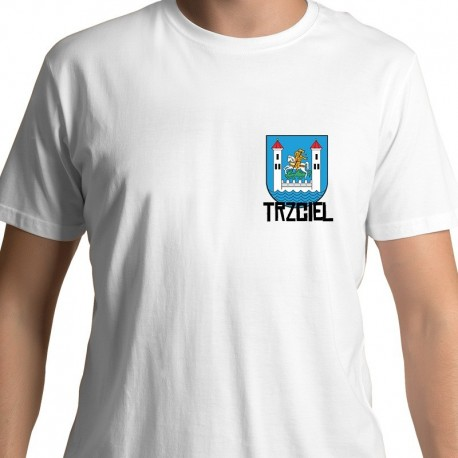 koszulka - herb Trzciel