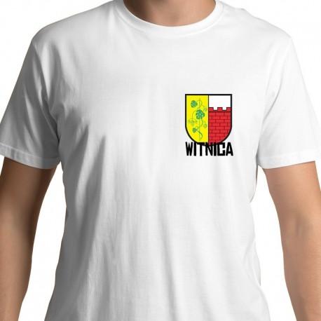 koszulka - herb Witnica