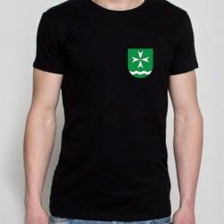 koszulka czarna - Cybinka