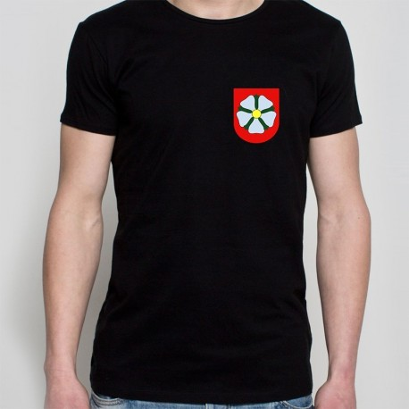 koszulka czarna - Dobiegniew