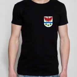 koszulka czarna - gmina Deszczno