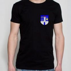 koszulka czarna - gmina Lubrzy